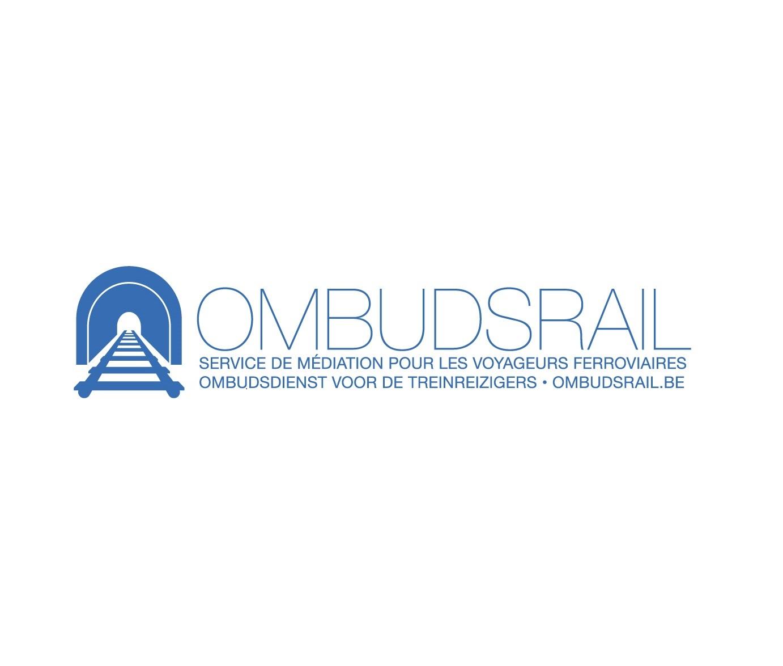 Logo Ombudsrail website
