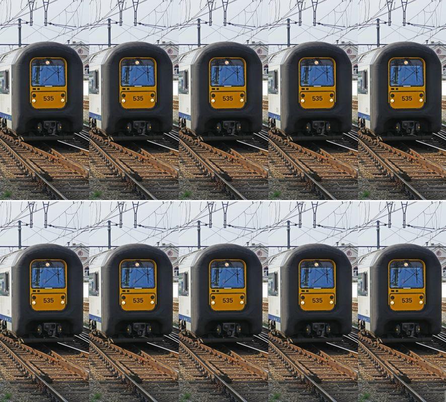10-treinen website